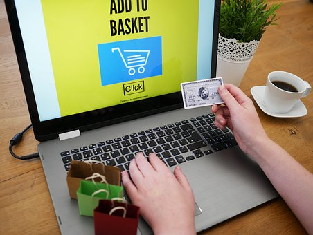 Online Shopping, Credit Card, Online, Payment, Credit
