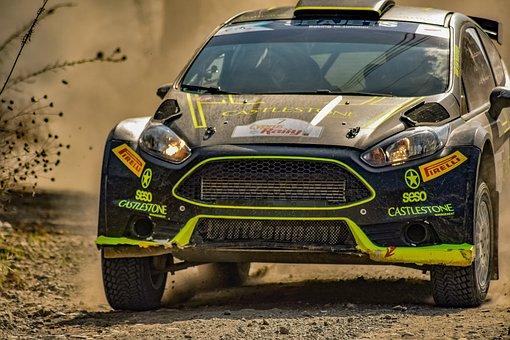 Car, Rally, Auto, Automotive, Race, Speed, Racing