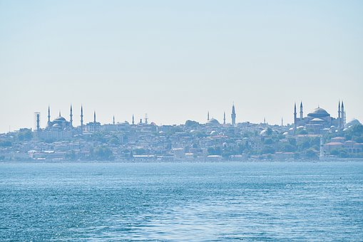 Cami, Istanbul, Islam, Turkey, Religion, Minaret, Sky