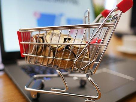 Shopping Cart, Financing, Online Shopping, E Commerce