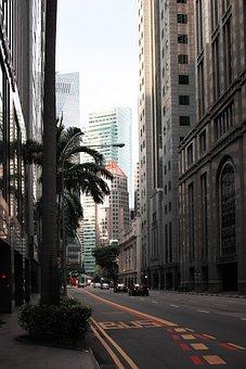 Singapore, City, Architecture, Building, Skyscraper