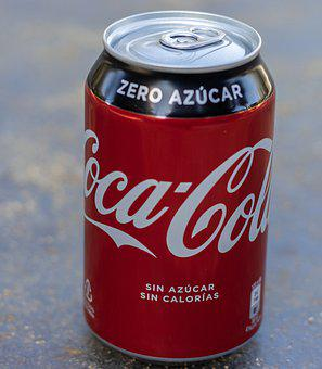 Zero, Coke, Spanish, Drink, Soft