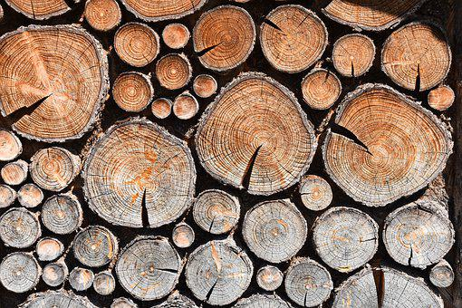 Wood, Stacking Wood, Wood Stored, Fire, Wood Grinding