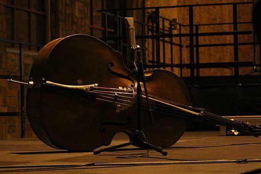 Cello, Concert, Stage, Occurs, Music, Compose