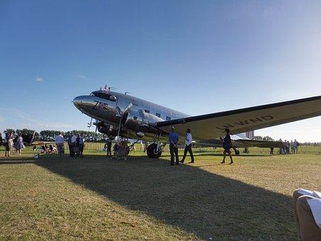 Aircraft, Old Aircraft, Aviation, Festival England