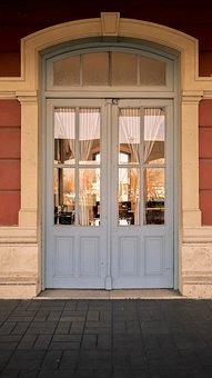 Door, Enter, Doors, Architecture, Wood, Output, Old