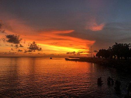 Earth Hour, Island Life, Caribbean Life, Caribbean