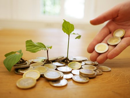Multiply, Money, Growth, Economy, Coins, Wealth