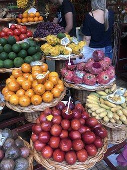 Market, Fruit, Healthy, Fresh, Juicy, Food, Ripe, Sweet