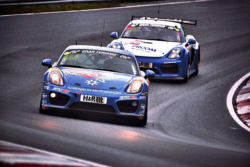 Motorsport, Racing Car, Sport, Nürburgring, Race Track