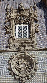 Facade, Ornament, Decoration, Architecture, Wall, Model