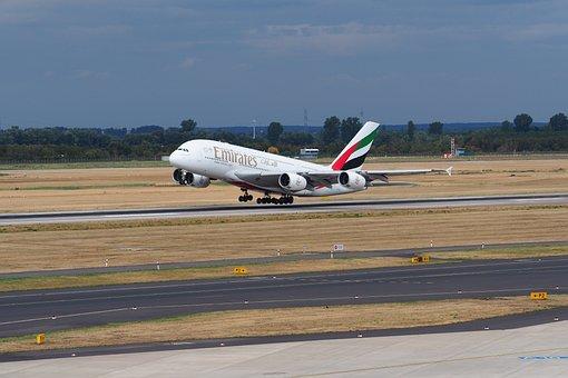 Airbus, A380, Aircraft, Passenger Aircraft, Airliner