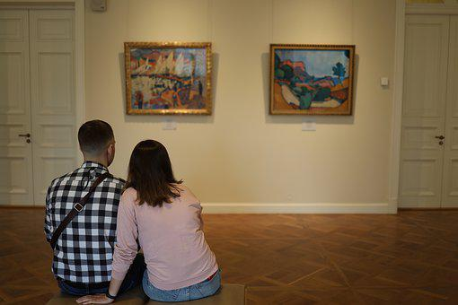 Museum, Exhibition, Impressionism, Art, Gallery