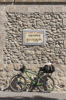 Bicycle, Bike, Path, Wheel, Cyclist, Sports, Handlebar