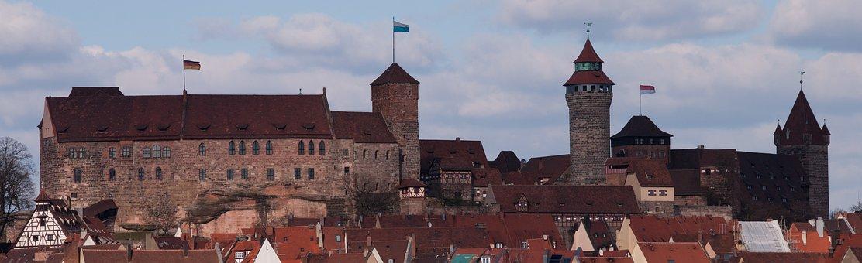 Castle, Nuremberg, Tower, Towers, Imperial Castle