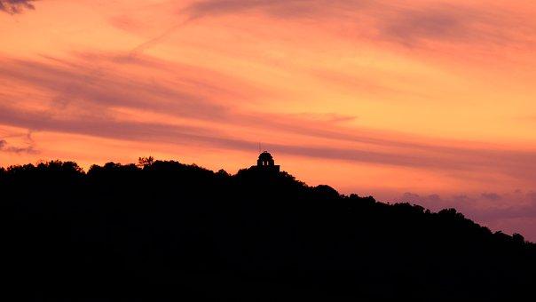 Sunset, Sky, Clouds, Evening, Landscape, Nature, Dusk