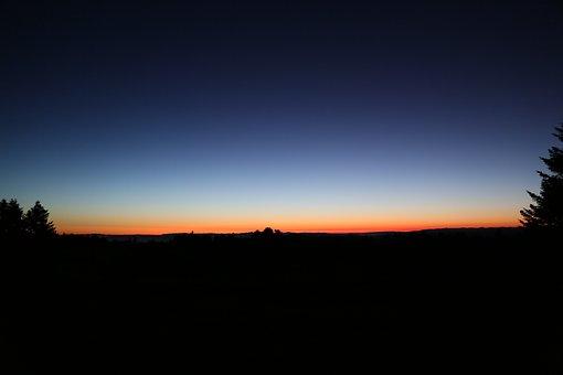Dawn, Tan, Morning, Dark, Night, Bright, Day, Sky