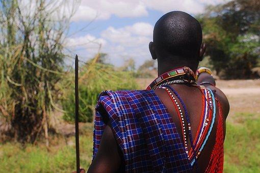 Maasai, Masai, Africa, Kenya, Traditional, Culture