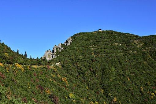 Herzogstand, Mountain, Bavaria, Nature, Mountains, Swim