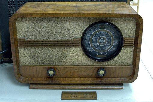 Retro, Old, Air Broadcast, Philips, Model Bolero