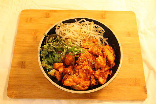 Pork, Vegetable, Vegetables, Meat, Dining, Fresh