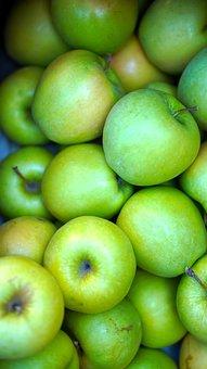 Apple, Harvest, Fruit, Autumn, Fresh, Healthy, Ripe
