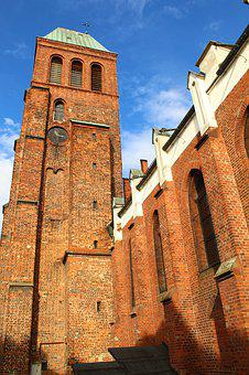 Church, Tower Of Faith, Religion, Architecture