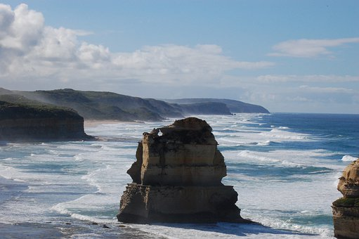 Twelve Apostles, Great Ocean Road, Australia, Ocean