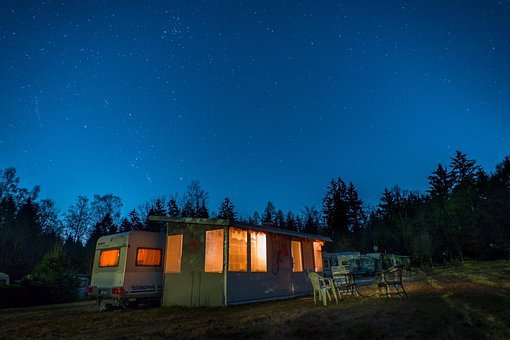 Van, Camper, Camping, Freedom, Hippie, Adventure