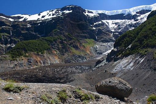 Argentina, Patagonia, Landscape, Glacier, Nature, Ice