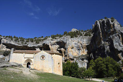 Hermitage, Hermitage Of San Bartolomé, Canon, Rocks