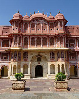 City Palace, Architecture, Landmark, Historic, Museum