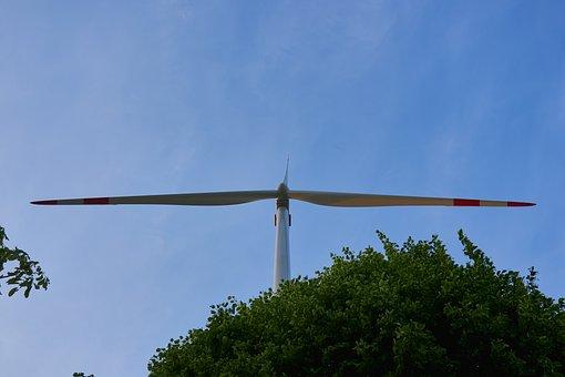 Pinwheel, Rotor Blade, Wind Energy, Wind Power, Energy