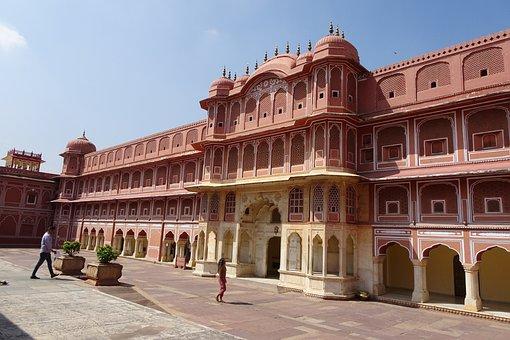 City Palace, Architecture, Landmark, Historic, Famous