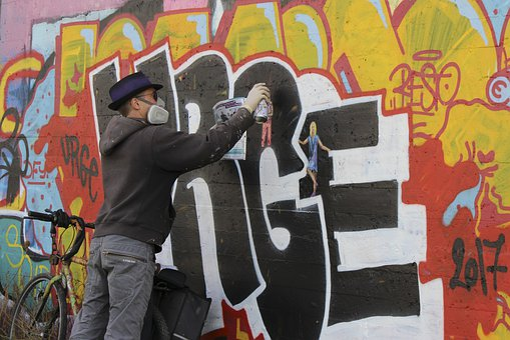Graffiti, Artist, Street Artist, Art, Festival, Wall