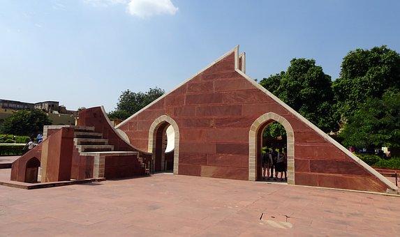 Jantar Mantar, Architectural, Astronomical, Instruments