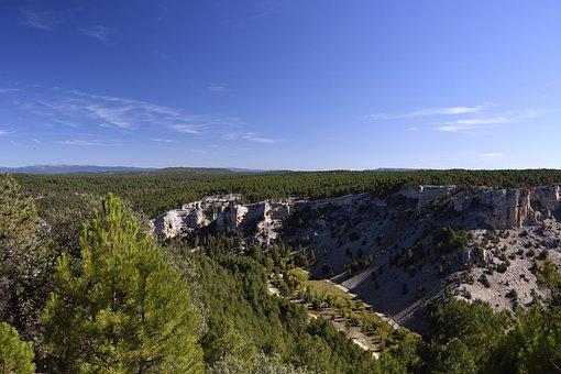 Canon, Rocks, Nature, Landscape, Geology, Stone