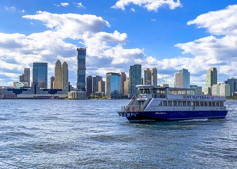 New York, Newyork, Manhattan, Architecture, America