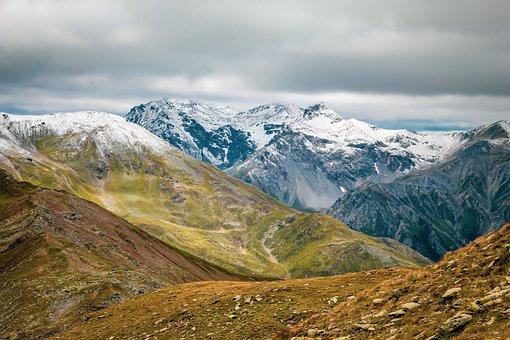 Piz Chavalatsch, Italy, Hike, Mountain Hike, Climb
