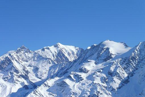 Mountains, Alps, Mountain, Landscape, Switzerland