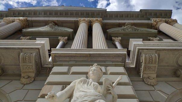 View, Tourism, Sculpture, Architecture, Museum