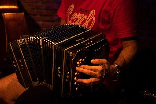 Tango, The Bandoneón, South America, Argentina