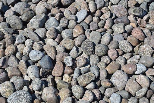 Texture, Closeup, Stones, Nature, Malmö, Sweden
