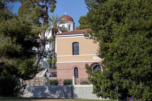 Church Of Saint George, Athens, Orthodox Temple