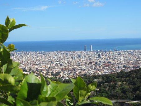 Barcelona, City, Spain, Architecture, Catalonia, Urban