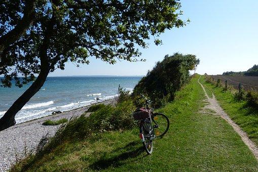 Baltic Sea, Mecklenburg, Bike, Bicycle Tour, Coast