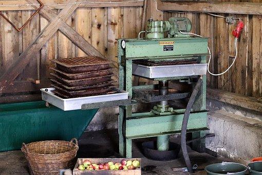Most, Fruit, Apple Juice, Fruit Press, Drink