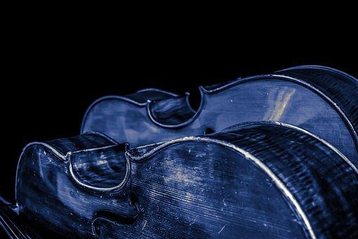 Futuristic, Cello, Purple, Duo, Harmonic Frequencies