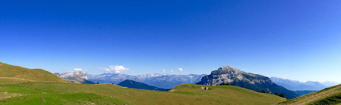 Alps, Chartreuse, Mountain, Nature, Hiking, Landscape