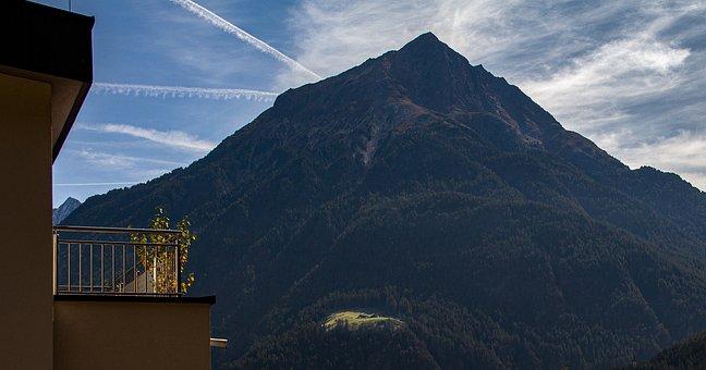 Hahlkogel, ötztal, Mountains, Alpine, Tyrol, Austria